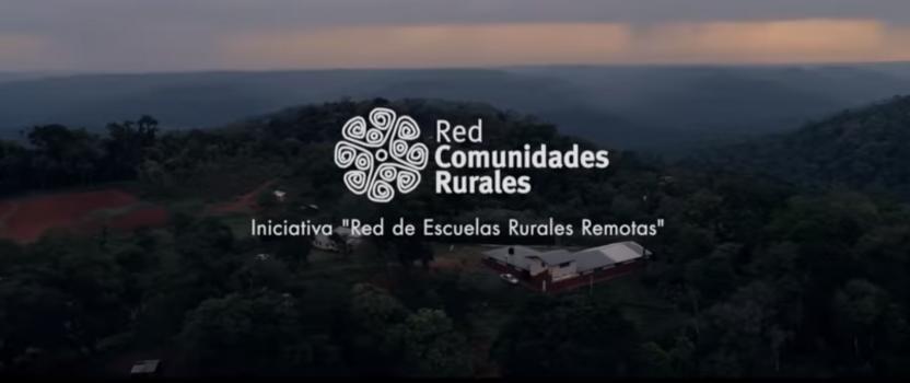 RED DE ESCUELAS RURALES REMOTAS