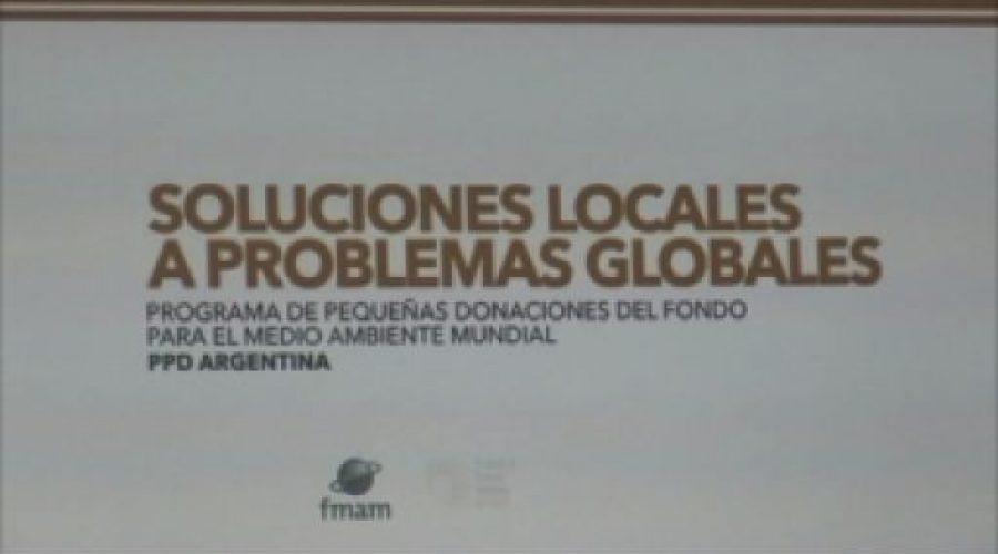 Encuentro regional de proyectos socioambientales PPD Argentina