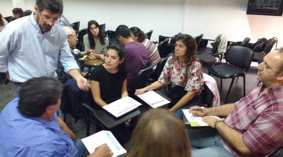 «Taller de Proyectos Socioambientales: soluciones locales a problemas globales»