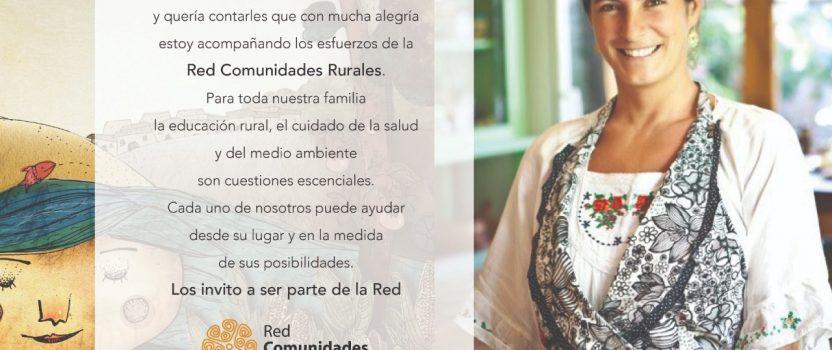 Juliana López May se suma a la Red ¿Y vos?