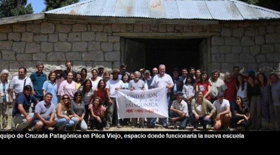 MÁS OPORTUNIDADES EDUCATIVAS EN LA PATAGONIA